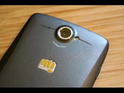 Micromax Canvas Beat2