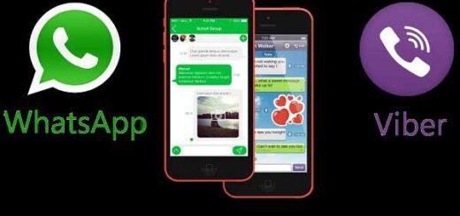 Viber против WhatsApp